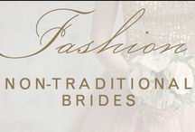 fashion: non-traditional brides / by Christina @ Christina Leigh Events