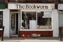 Bookworm :) / by Danielle Kraack