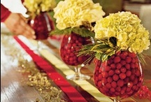 Decor - Seasonal / Decorations for different seasons and holidays / by Stephanie Thurman
