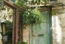 Doors & Windows / Doors and windows have always fascineted me / by Giuseppina Mabilia