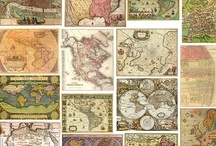 Mappish / All things cartographic / by Trudi Canavan