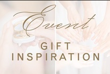 event: gifts / by Christina @ Christina Leigh Events