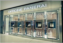 """Timing is Everything: Officine Panerai / A collection of Panerai watches. As OP says, """"watchmaking that combines the design and the Italian creativity with Swiss technology and the passion for the sea.""""   / by Mr. X"""