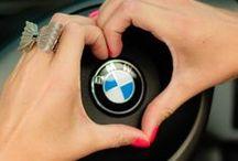 Wheels: BMW / A collection of cars from Bayerische Motoren Werke (BMW). / by Mr. X