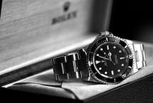 Timing is Everything: Rolex / A selection of watches from the leader in men's sport watches. / by Mr. X