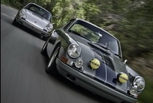 Wheels: Porsche / Collection of cars coming from Stuttgart / by Mr. X