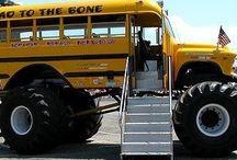 Schoolbus fun