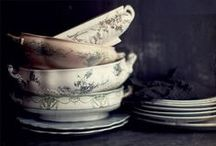 Tableware / Everything about dressing the table / by Giuseppina Mabilia