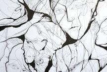 Illustration/Art / by Ana J