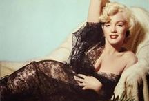 Marilyn Monroe / by Lone Star Pin-up
