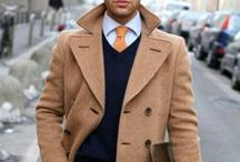 Threadz & Style: Fall/Winter / A collection of men's styles to stay warm when its cold outside. / by Mr. X