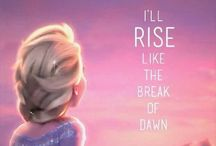 The Cold Never Bothered Me Anyway / For My Daughter