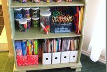 School - classroom organisation