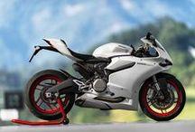 Wheels - Motorcycles / Two wheel fun / by Mr. X