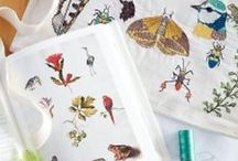 Embroidery / embroidery  cross stitch