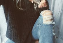 fall + winter fashion / by Tasha Nicole