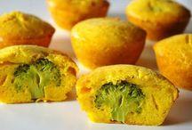 Muffinki wszystkich smaków. / Przepisy na muffinki, muffiny, babeczki. Słodkie i słone!