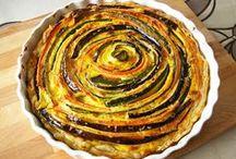 Tarty i quiche. / Przepisy na wytrawne i słodkie tarty oraz quiche.