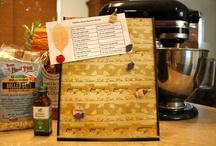 Recipe Card Holder / by Nikki @ MontageMemory.com