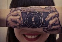 Tattoos / by Kübra Özden