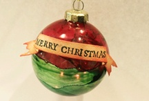 Christmas Crafts / Ornaments, Decorations, Wrapping and Gift Ideas / by Jeannie Przy