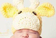 Starting to crochet :) / null