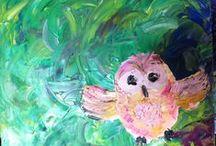 Illustrations / Fairytale, children book illustrations!