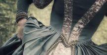 historical/fantasy dresses