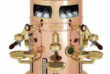 Amazing Espresso maker & Coffee maker / Wonderfull Espresso machine & Coffee machine  / by motocroquis
