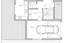 House Plans & Design / small beginnings..