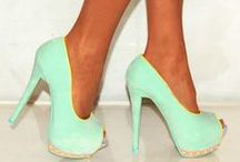 Heels / Cute shoes. #shoes, #heels, #fashion, #beauty.