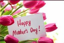 Mother's Day Gifts / Honor our mom's with cute gifts or getaway ideas. #mother'sday, #ilovemymom, #mom, #love