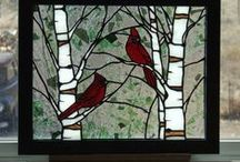 Stained Glass / Mosaic / by Judy Sickles Herrington