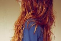 "hair / ""tumbleweed"""
