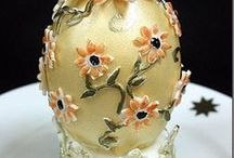 faberge eggs / by Creative Stained Glass Designs