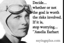 Inspiring Women / Quotes and lessons for all my lovely sisters out there. Be love and be free!