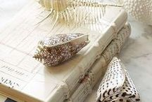 Seashells At Home / Decorating With Seashells in the widest sense. Your ideas. Our ingredients...