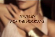 Iman x Rachel Zoe: Jewelry for the Holidays / A co-curated board on jewelry to get and give for the holidays.