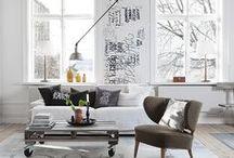 Living Room Lighting / Living with Light - Lighting the Living Area