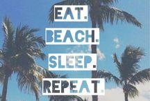 Beautiful Beaches / I ❤️ beaches. I really really do.