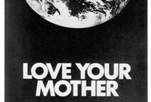 Earth Day with Moonglow / We love the moon, but we love our Mother Earth too!