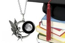 Graduation under the Moon / Remember the special day you made step into the BIG world with Moonglow Jewelry!