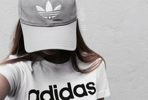 adidas / the brand with the three stripes