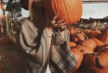 autumn / pumpkin spice and everything nice