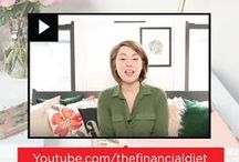 The Financial Diet on YouTube! / The Financial Diet talks about personal finance in a way that doesn't make you want to curl up in a ball and cry. Everything you wanted to know about money + living better, even for the total beginner.