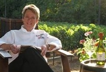 Chef Ruth Van Waerebeek / We are honored to have Chef Ruth Van Waerebeek joining us at our 2013 South Walton Beaches Wine and Food Festival! Here you can enjoy some of her exquisite culinary delights and wine pairings.  Visit sowalwine.com for tickets to the event.