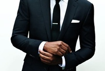 Look - formal / everyday workwear / Stuff I would care to wear to work. I am a alpha male hence the colors and styles. / by Anonymous Romeo