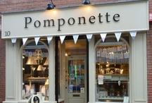 Pomponette Leicester Shop Home Interiors 10 Loseby Lane Vintage