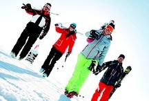 Skiing Apparel
