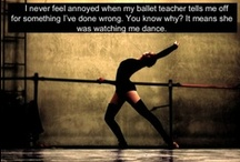 Dance quotes*